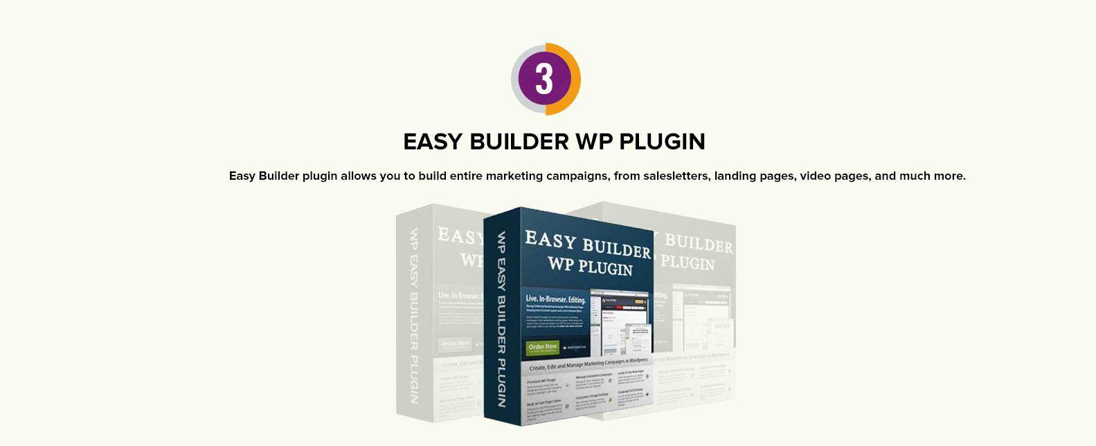 easy builder wp plugin
