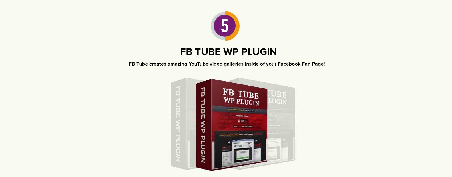 fb tube wp plugin