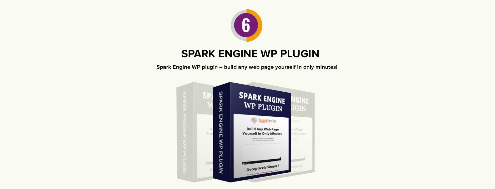 spark engine wp plugin