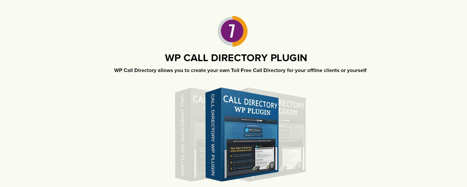 wp call directory plugin