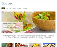 Colorway v3 - Responsive Business WordPress Theme