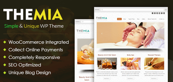 Themia – Simple, Unique WordPress Theme All Browser Compatible