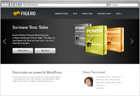 Figero WordPress Theme