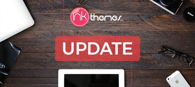 How To Update a Premium Theme by InkThemes
