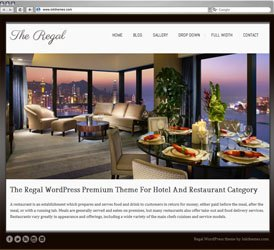 Regal Theme Previews (Multiple Examples)
