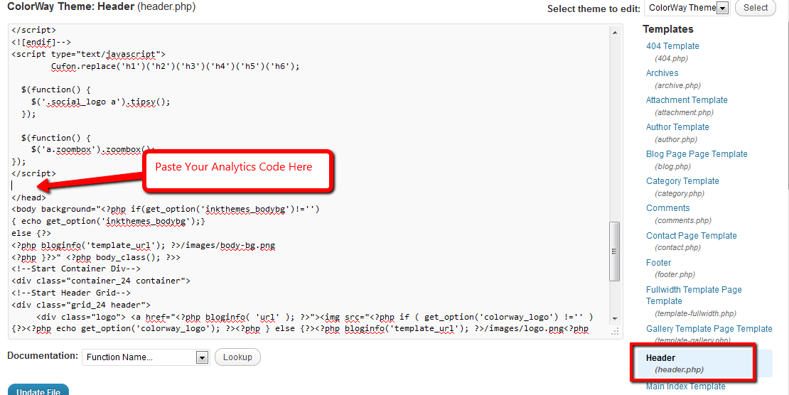 Java Script code