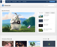 VideoCraft - WordPress Video Theme Complete Solution
