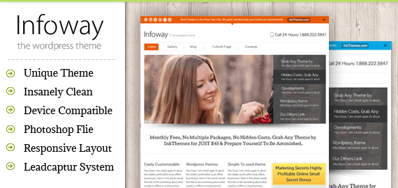 Infoway by InkThemes