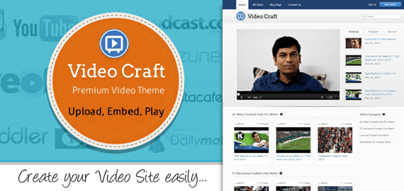 Create Your Own YouTube Like Video Site Easily With WordPress
