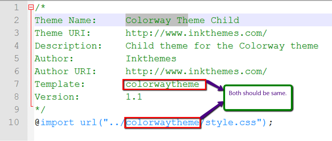 Creating Style sheet.CSS