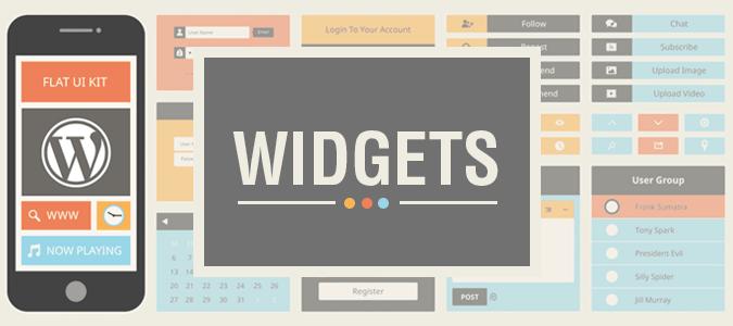 Learn The Proper Usage Of Widgets In WordPress