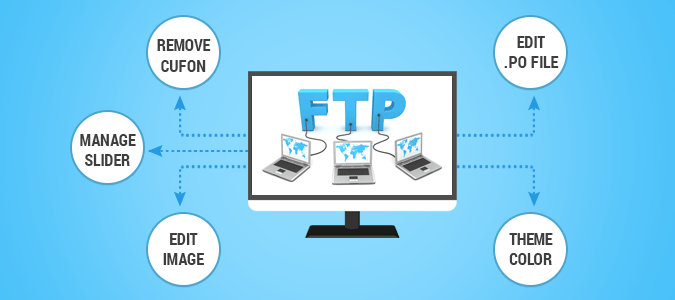 How To Edit Internal Files Through FTP