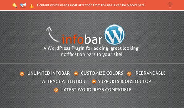 Infobar utility