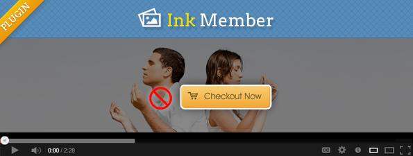 InkMember plugin's authorized content