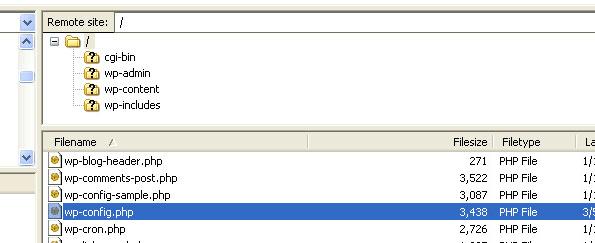 uploading the folder