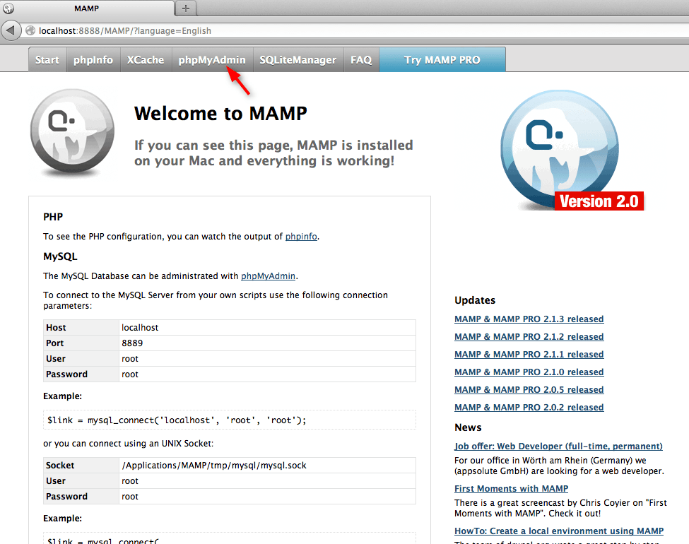 What Is A Locally Installed Contacts Program For Mac