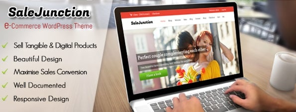 InkThemes SaleJunction theme