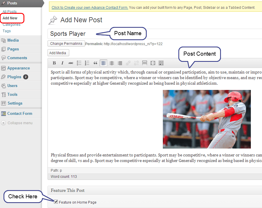 custom post best theme tutorial
