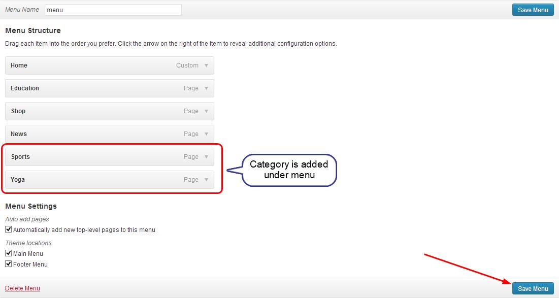menu custom best tutorial