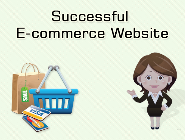 successful E-commerce website