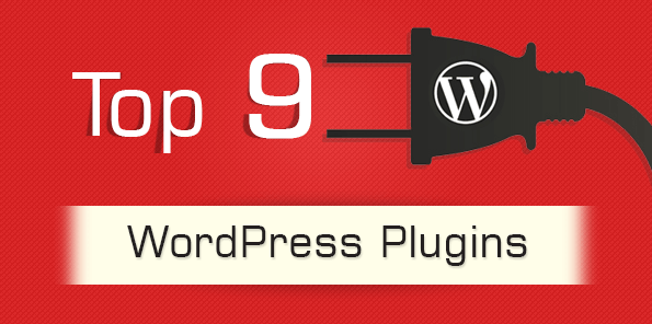 Top 9 WordPress plugins