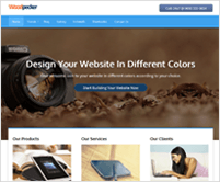 Woodpecker - Professional WordPress Theme