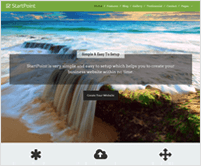 StartPoint - Multipurpose Single Page Responsive WordPress Theme