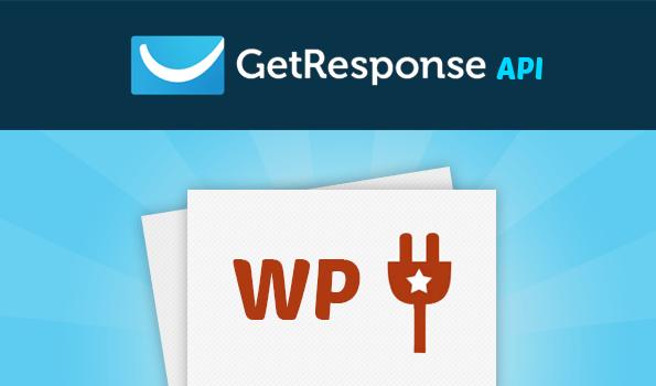 GetResponse API In WordPress Plugin