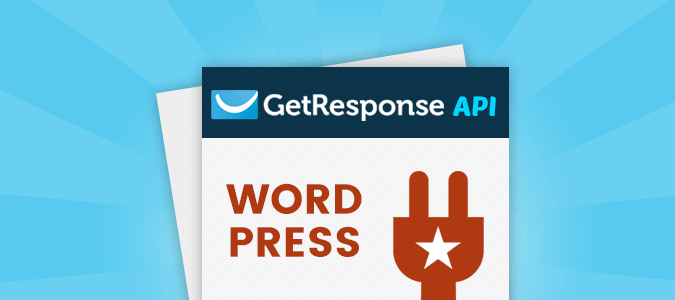 How To Use GetResponse API In WordPress Plugin