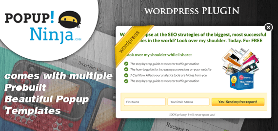 popup ninja wordpress plugin