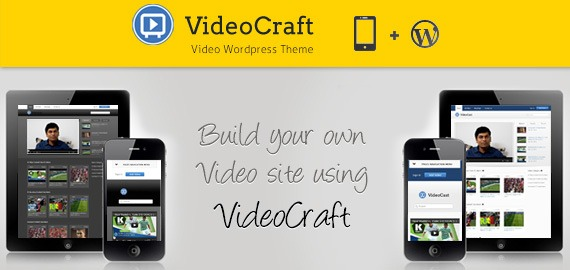 wordpress video gallery theme