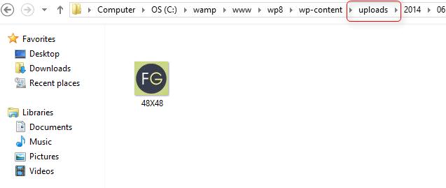 learn media upload function in wordpress