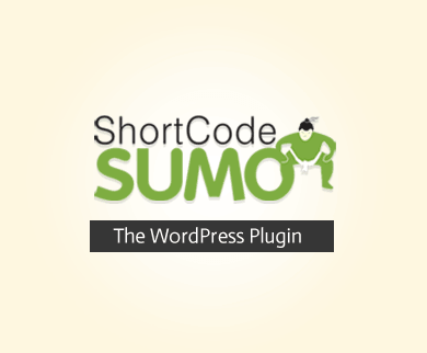 Shortcut Sumo - WordPress Shortcode Plugin