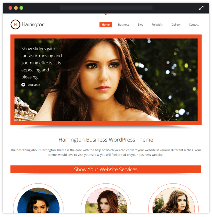 Harrington-wordpress-business-InkThemes