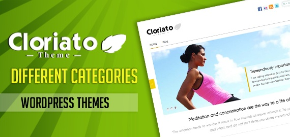 theme different categories