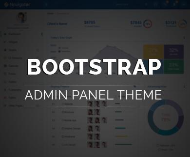 Navigator - Bootstrap 3 WordPress Theme