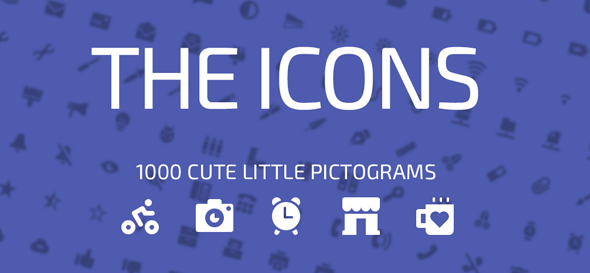 1000 Best Glyph Web Icons