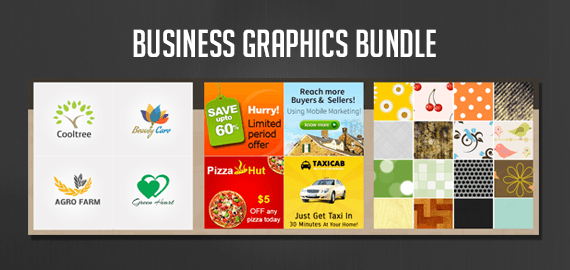 Graphic Designs – Logos, Banners And Backgrounds PSD
