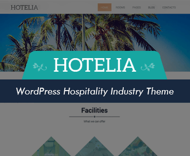Best Premium Hotel Booking WordPress Theme