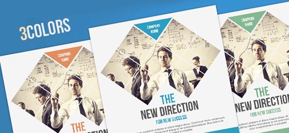 flyer template - business flyer
