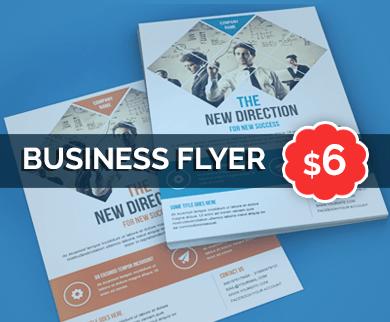 Custom Creative Business Flyers