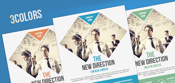 Creative Business Flyer For Business Marketing