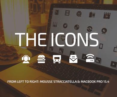 Glyph Web Icons