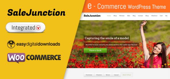 salejunction - woocommerce business wordpress theme