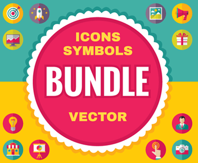 Business Vector Icon Sets of Useful Graphics and Symbols