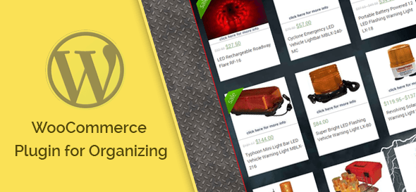 WooCommerce Homepage Product Organizer Plugin
