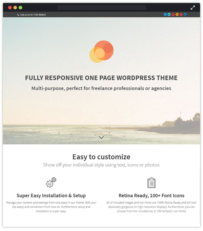 Prollective - Beautiful Responsive WordPress Themes
