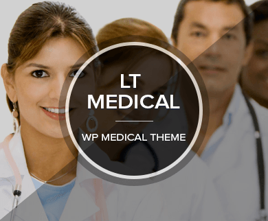 LT Medical - WordPress Medical Theme For Doctors