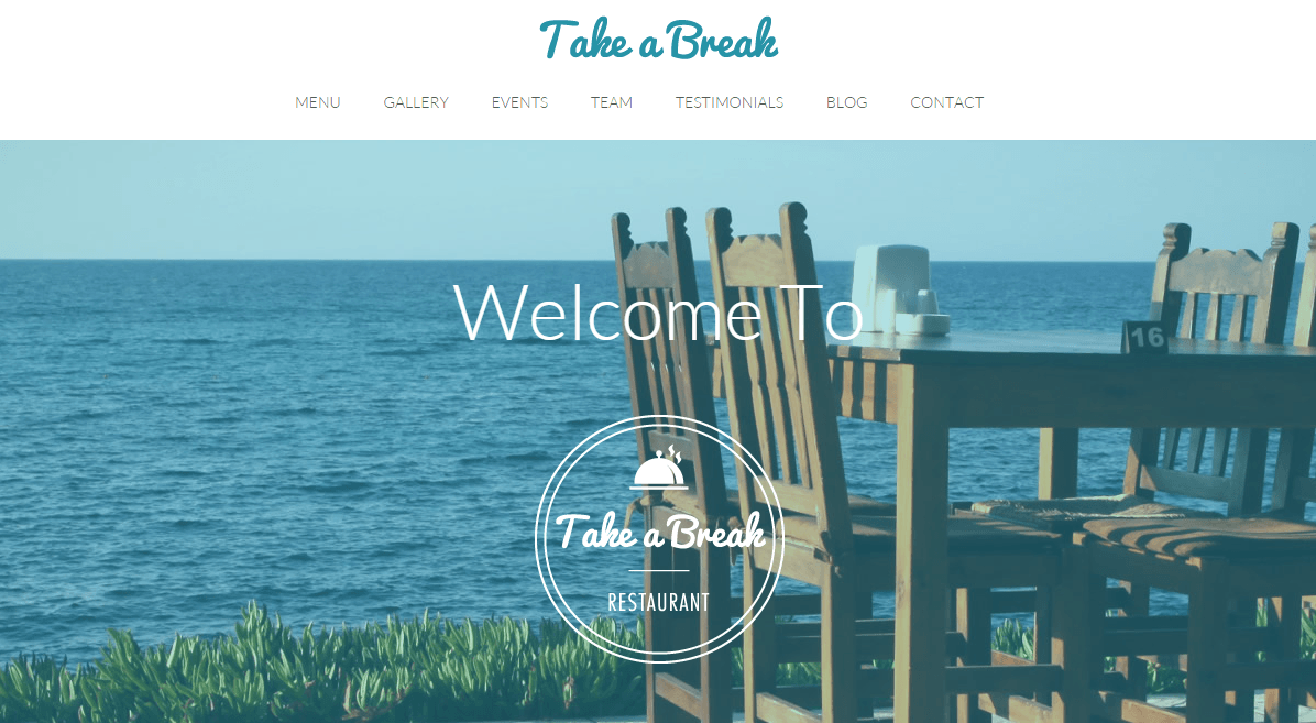 takeabeak-landing-page-wordpress-theme