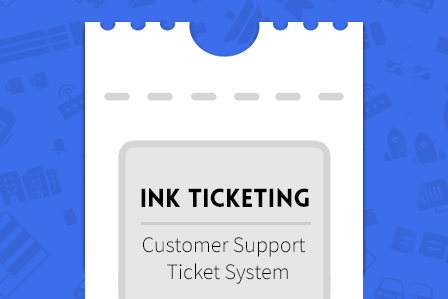 Ink-Ticketing